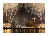 Fireworks on Manhattan  NYC