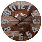 Antique Shop Wall Clock
