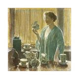 Strawberry Tea Set  1912