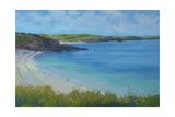 Thurlestone Beach  Calm Summer Day   2016