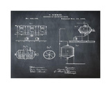 Brewing Process 1885 Chalk