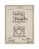 Beer Cooler 1875 Tan