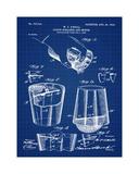 Cocktail Mixer 1903 Blueprint