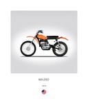 Harley Davidson MX 250 1975