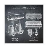 Schmidts Tap 1900 Chalk