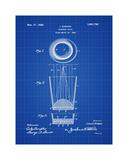 Shot Glass Blueprint