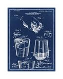 Cocktail Mixer 1903 Blue