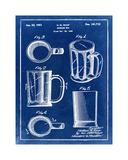 Beer Mug 1951 in Blue