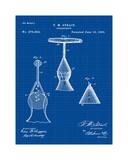 Corkscrew 1883 Blueprint