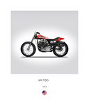 Harley Davidson XR 750 1972