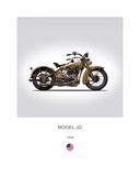 Harley Davidson Model JD 1928