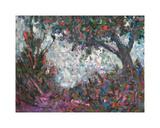 Pastel Tree III