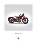Harley Davidson Model JDH 1928