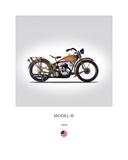 Harley Davidson Model B 1932