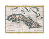 Isle de Cuba Giclée par Dan Sproul