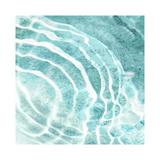 Aqua Ripple Reflection II
