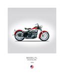 Harley Davidson Model FL Duo G