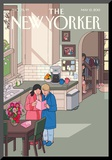 Mothers' Day - The New Yorker Cover  May 13  2013