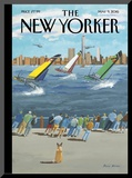The New Yorker Cover - May 9  2016