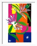 Danseuse créole Reproduction encadrée par Henri Matisse