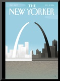 The New Yorker Cover - December 8  2014