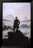 Wanderer Above the Sea of Fog