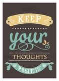 Keep Your Thoughts