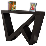 Montclair Hall Console Table - Cappuccino