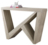 Montclair Hall Console Table - Dark Taupe
