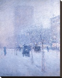 Late Afternoon  New York: Winter