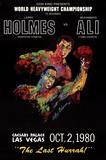 Holmes vs Ali