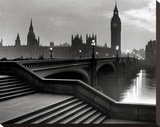 Bridge With Big Ben