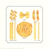 8 Pastas