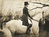 Vintage Equestrian - Piaffe