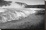 Firehold River  Yellowstone National Park  Wyoming  ca 1941-1942