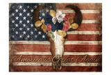 American Is Great Again Bull