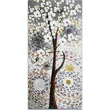 Swirling Blossom Tree