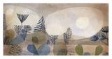 Oceanic Landscape Giclée par Paul Klee
