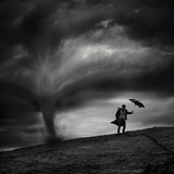Man In The Wind