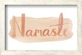 Contemplation - Namaste