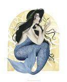 Deco Mermaid IV
