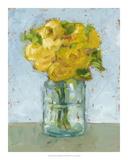 Impressionist Floral Study III