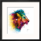 Jungle´s King Reproduction encadrée par Patrice Murciano
