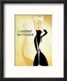 L'Instant Taittinger (The Taittinger Moment) - Champagne Advertisement - Grace Kelly