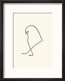Le Moineau, c.1907 Reproduction encadrée par Pablo Picasso