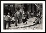 American Girl in Italy, 1951 Reproduction encadrée par Ruth Orkin