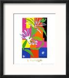 Creole Dancer, c.1947 Reproduction encadrée par Henri Matisse