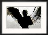 Heaven in Her Arms Reproduction encadrée par Alex Cherry