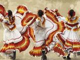 Folkloric Latin Dancers