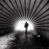 Central Park Tunnel Tableau sur toile par Evan Morris Cohen